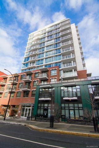 Photo 2: 901 834 Johnson St in : Vi Downtown Condo for sale (Victoria)  : MLS®# 862064