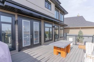 Photo 46: 3907 GINSBURG Crescent in Edmonton: Zone 58 House for sale : MLS®# E4257275