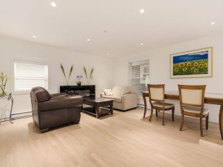 Photo 3: 1556 COMOX Street in Vancouver: West End VW Townhouse for sale (Vancouver West)  : MLS®# V1118228
