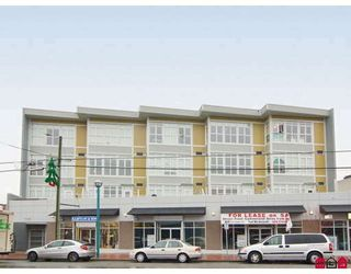 """Photo 1: 405 20238 FRASER Highway in Langley: Murrayville Condo for sale in """"The Muse"""" : MLS®# F2810494"""