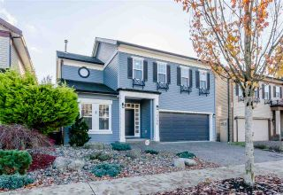 """Main Photo: 19496 HOFFMANN Way in Pitt Meadows: South Meadows House for sale in """"SAWYERS LANDING"""" : MLS®# R2338922"""