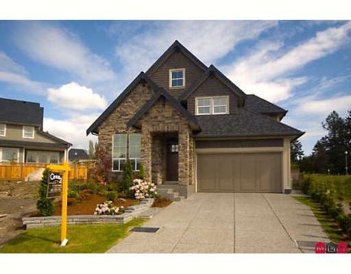 """Main Photo: 2548 163RD Street in Surrey: Grandview Surrey House for sale in """"Morgan Heights"""" (South Surrey White Rock)  : MLS®# F2915053"""