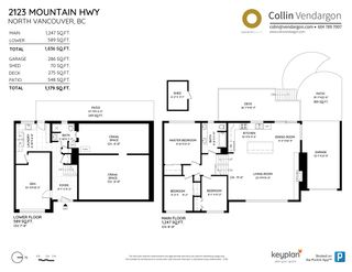 Photo 32: 2123 MOUNTAIN HIGHWAY in North Vancouver: Lynn Valley House for sale : MLS®# R2484857