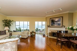 """Photo 5: 613 1442 FOSTER Street: White Rock Condo for sale in """"WHITEROCK SQUARE II TOWER III"""" (South Surrey White Rock)  : MLS®# R2118630"""