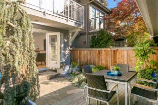 """Photo 17: 2092 WHYTE Avenue in Vancouver: Kitsilano 1/2 Duplex for sale in """"KITS POINT"""" (Vancouver West)  : MLS®# R2209008"""