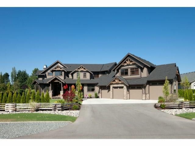 """Main Photo: 4701 238TH Street in Langley: Salmon River House for sale in """"Strawberry Hills"""" : MLS®# F1314952"""
