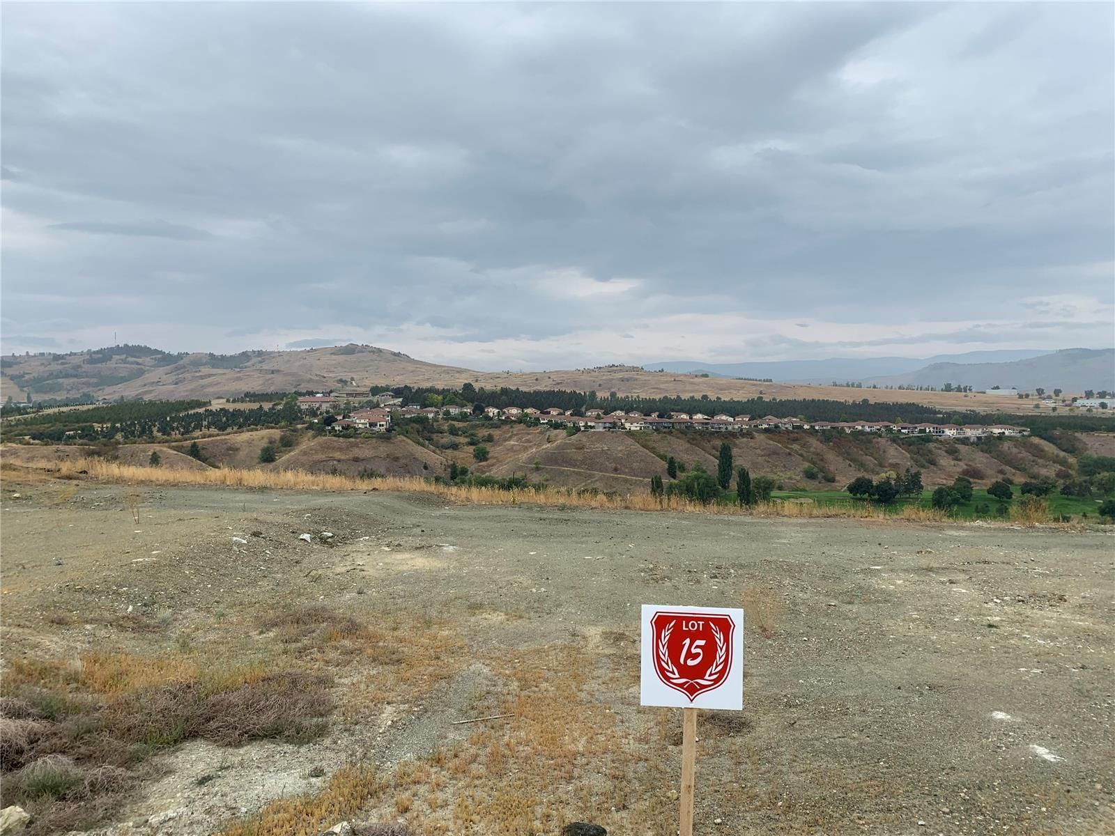 Main Photo: #Lot 15 930 Mt. Griffin Road, in Vernon: Vacant Land for sale : MLS®# 10240979