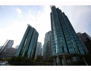 Photo 10: # 1703 588 BROUGHTON ST in Vancouver: Condo for sale : MLS®# V792587