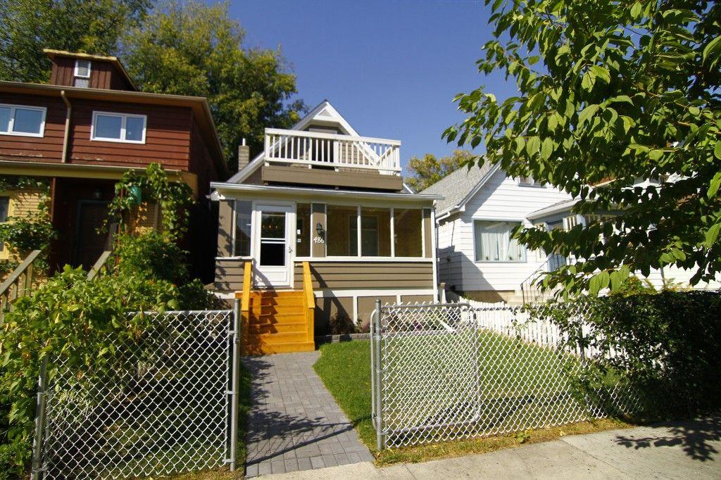 Photo 41: Photos: 486 Craig Street in WINNIPEG: WOLSELEY Single Family Detached for sale (West Winnipeg)  : MLS®# 1321472