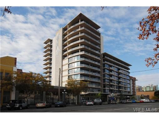 Main Photo: 611 845 Yates St in VICTORIA: Vi Downtown Condo for sale (Victoria)  : MLS®# 680612