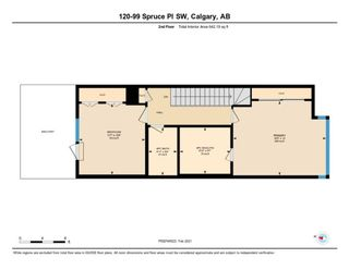 Photo 32: 120 99 SPRUCE Place SW in Calgary: Spruce Cliff Row/Townhouse for sale : MLS®# A1067054