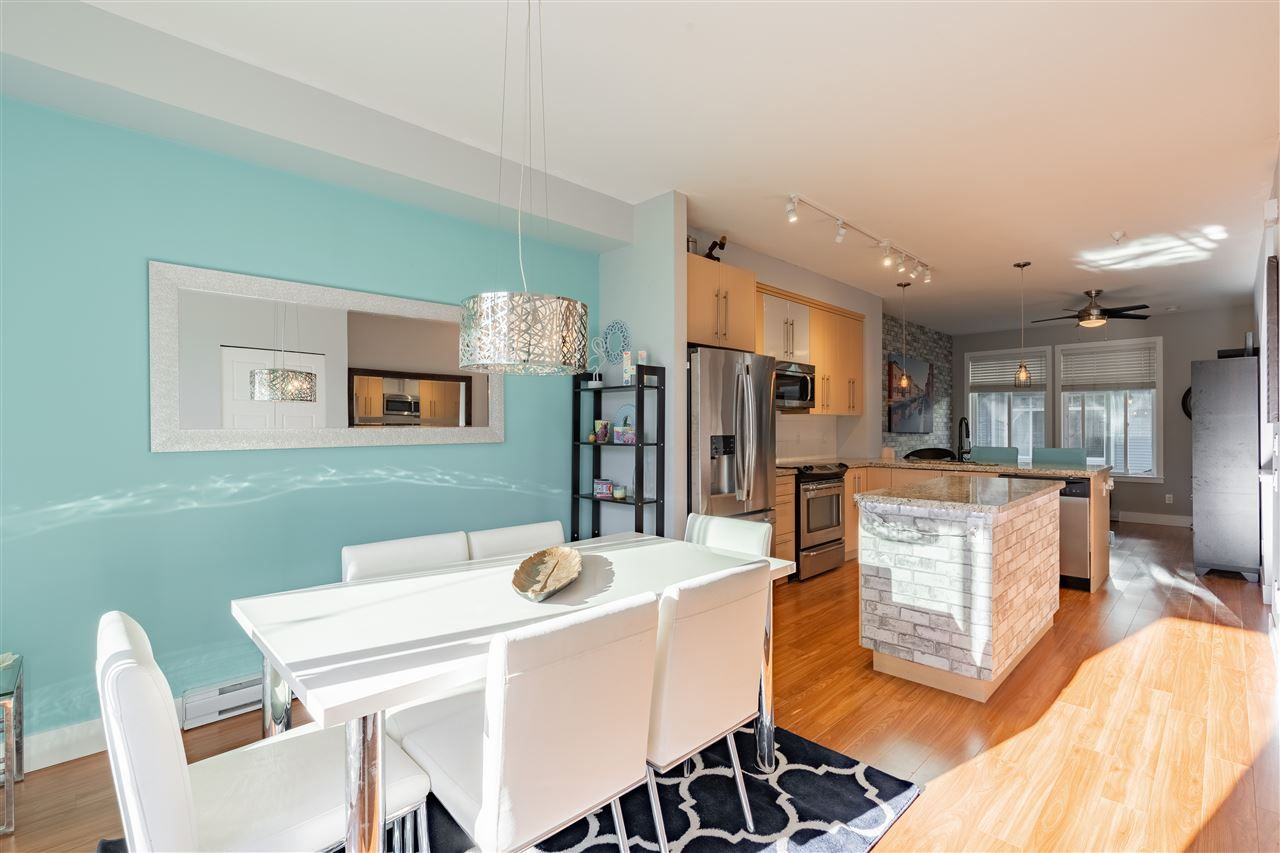 """Main Photo: 80 8250 209B Street in Langley: Willoughby Heights Townhouse for sale in """"Outlook"""" : MLS®# R2530927"""
