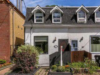 Photo 1: 147 Hamilton Street in Toronto: South Riverdale House (2-Storey) for sale (Toronto E01)  : MLS®# E3312950