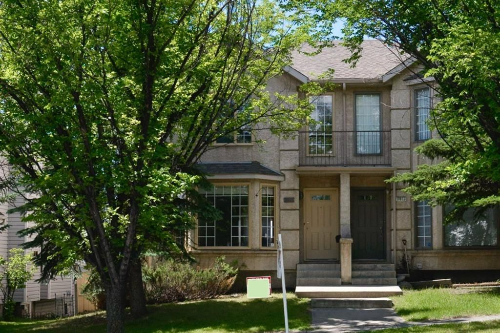 Main Photo: 3615 Sierra Morena Road SW in Calgary: Signal Hill Semi Detached for sale : MLS®# A1127294