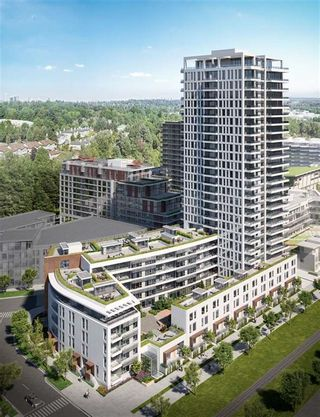 Photo 4: 2001 3438 Sawmill Crescent in Vancouver: South Marine Condo for sale (Vancouver East)