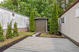 """Photo 13: 6 32380 LOUGHEED Highway in Mission: Mission BC Manufactured Home for sale in """"The Grove Mobile Home Park"""" : MLS®# R2586007"""