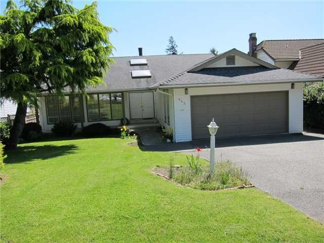 Main Photo: 463 ALOUETTE DR in Coquitlam: Coquitlam East House for sale : MLS®# V1017272