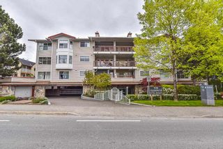 """Photo 1: 308 5776 200 Street in Langley: Langley City Condo for sale in """"The Glenwood"""" : MLS®# R2591767"""