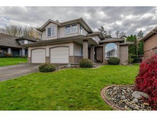 Photo 1: 34760 MILLSTONE Way in Abbotsford: Abbotsford East House for sale : MLS®# R2120507