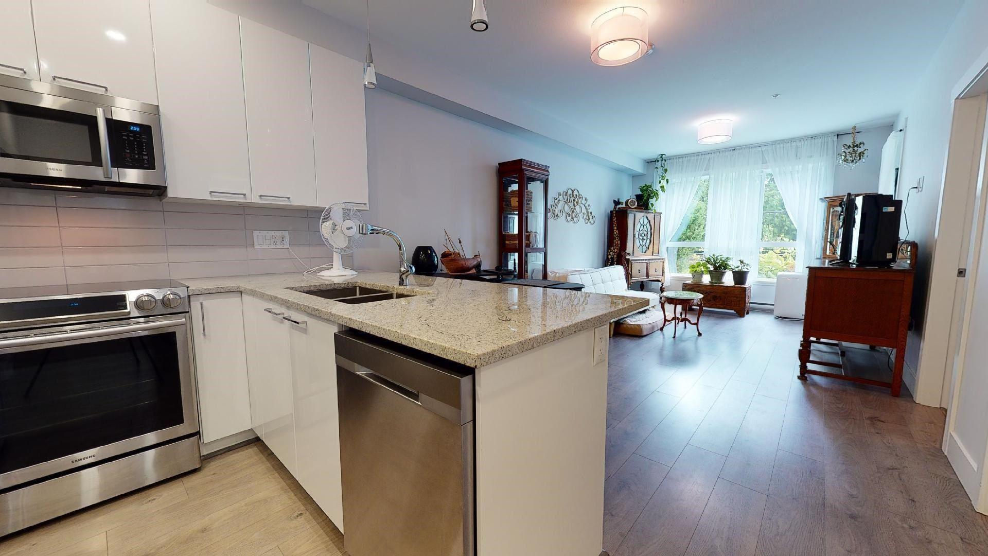 "Main Photo: 110 22315 122 Avenue in Maple Ridge: West Central Condo for sale in ""The Emerson"" : MLS®# R2594612"