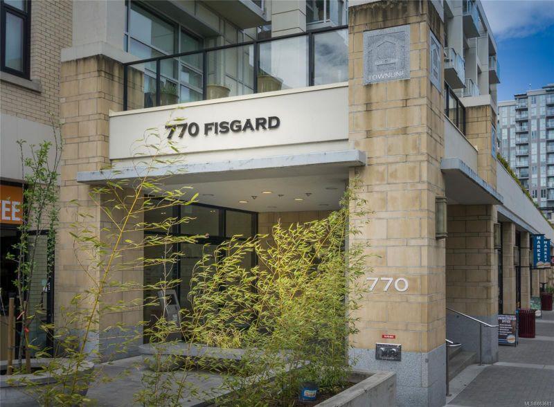 FEATURED LISTING: 234 - 770 Fisgard St