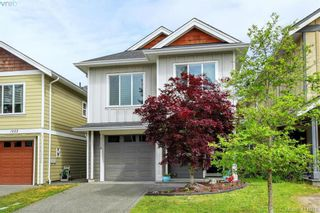 Photo 1: 1218 Parkdale Creek Gdns in VICTORIA: La Westhills House for sale (Langford)  : MLS®# 814828