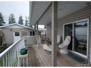 Photo 16: 9 2911 Sooke Lake Rd in VICTORIA: La Goldstream Manufactured Home for sale (Langford)  : MLS®# 629320