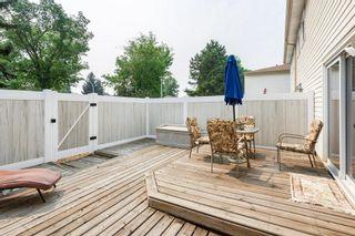 Photo 40: 81 2024 57 Street in Edmonton: Zone 29 Townhouse for sale : MLS®# E4254801