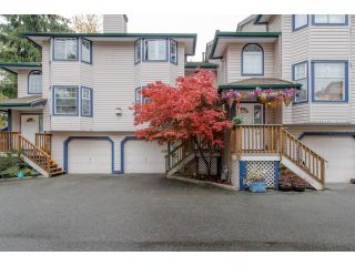 Photo 1: 5 2525 SHAFTSBURY Place in Port Coquitlam: Woodland Acres PQ Townhouse for sale : MLS®# R2013997
