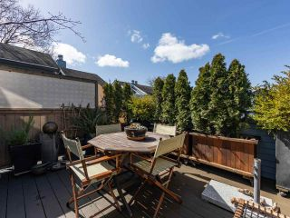"""Photo 33: 1674 ARBUTUS Street in Vancouver: Kitsilano Townhouse for sale in """"Arbutus Court"""" (Vancouver West)  : MLS®# R2561294"""