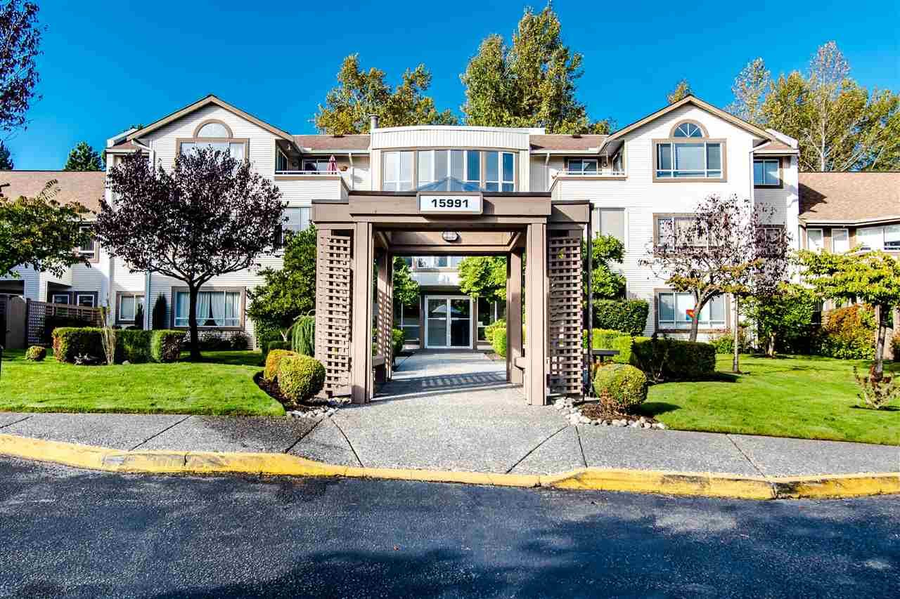 """Main Photo: 205 15991 THRIFT Avenue: White Rock Condo for sale in """"Arcadian"""" (South Surrey White Rock)  : MLS®# R2584278"""