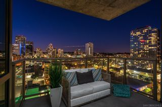 Photo 2: DOWNTOWN Condo for sale : 1 bedrooms : 800 The Mark Ln #1602 in San Diego