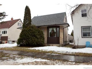 Photo 1: 146 Dupont Street in WINNIPEG: St Boniface Residential for sale (South East Winnipeg)  : MLS®# 1605583