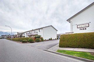 """Photo 23: 37 7455 HURON Street in Chilliwack: Sardis West Vedder Rd Condo for sale in """"Ascott Estates"""" (Sardis)  : MLS®# R2576070"""