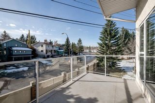 Photo 25: 324 Prominence Heights SW in Calgary: Patterson Row/Townhouse for sale : MLS®# A1071235