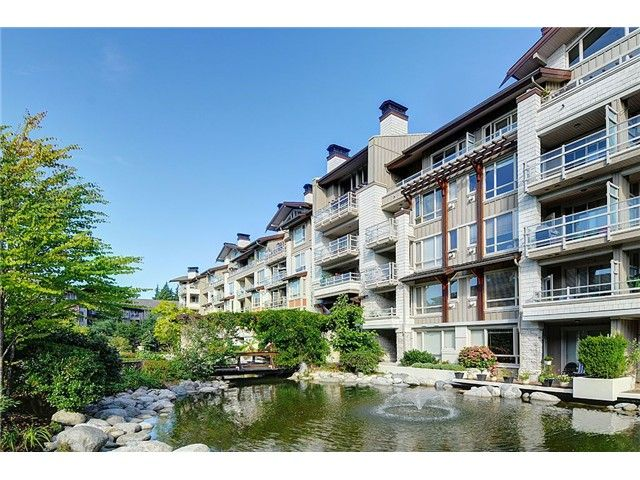 Main Photo: 406-580 RAVEN WOODS DR in North Vancouver: Roche Point Condo for sale : MLS®# V1025829