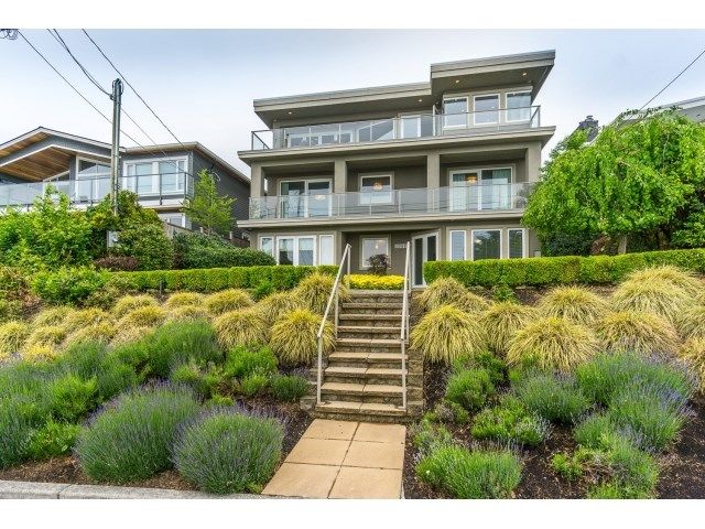 Main Photo: 15271 COLUMBIA Avenue: White Rock House for sale (South Surrey White Rock)  : MLS®# R2073081