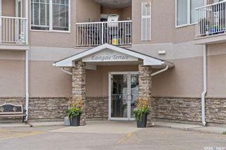 Photo 1: 100 3730 Eastgate Drive East in Regina: East Pointe Estates Residential for sale : MLS®# SK858584