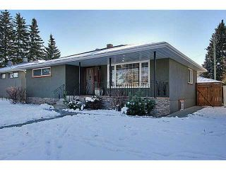 Photo 1: 3119 35 Avenue SW in CALGARY: Rutland Park Residential Detached Single Family for sale (Calgary)  : MLS®# C3591829