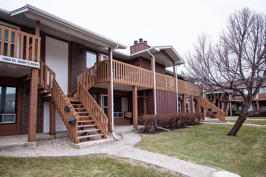 Main Photo: 3 1660 St Mary's Road in Winnipeg: St Vital Condominium for sale (2C)  : MLS®# 202000107