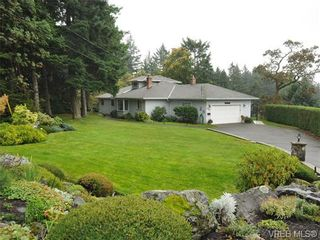 Photo 3: 3851 Branson Rd in VICTORIA: Me Albert Head House for sale (Metchosin)  : MLS®# 695468