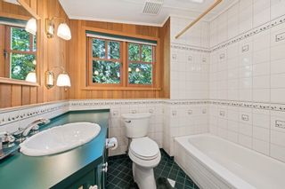 Photo 18: 4615 MARINE Drive in West Vancouver: Caulfeild House for sale : MLS®# R2616759