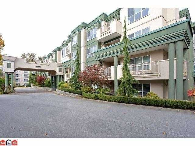 "Main Photo: 303 13870 70TH Avenue in Surrey: East Newton Condo for sale in ""Chelsea Gardens"" : MLS®# F1226049"