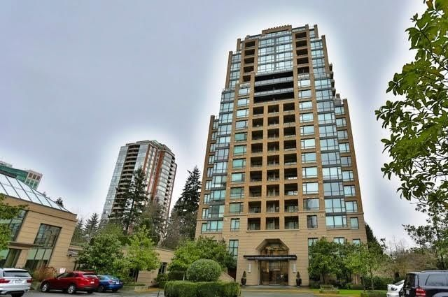 """Main Photo: 507 7388 SANDBORNE Avenue in Burnaby: South Slope Condo for sale in """"MAYFAIR PLACE"""" (Burnaby South)  : MLS®# R2100697"""