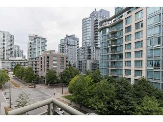"""Photo 18: 504 1478 W HASTINGS Street in Vancouver: Coal Harbour Condo for sale in """"DOCKSIDE"""" (Vancouver West)  : MLS®# V1135997"""