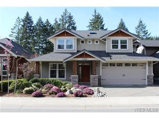 Photo 1: 2188 Harrow Gate in VICTORIA: La Bear Mountain House for sale (Langford)  : MLS®# 696440