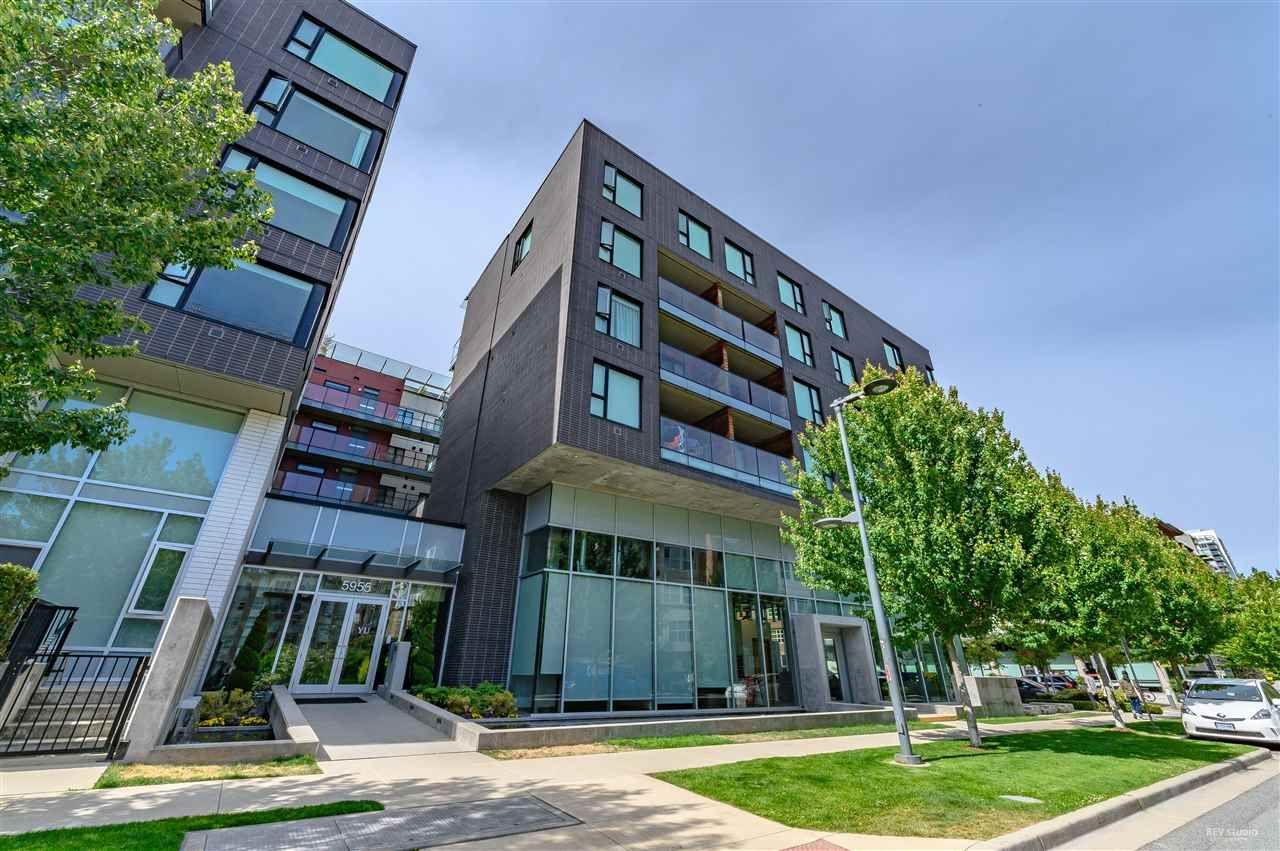 Main Photo: 503 5955 BIRNEY AVENUE in Vancouver: University VW Condo for sale (Vancouver West)  : MLS®# R2428437