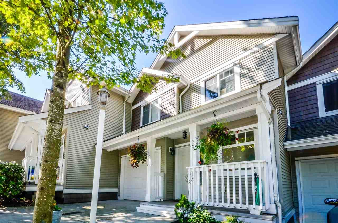 """Main Photo: 24 11255 232 Street in Maple Ridge: East Central Townhouse for sale in """"HIGHFIELD"""" : MLS®# R2117923"""