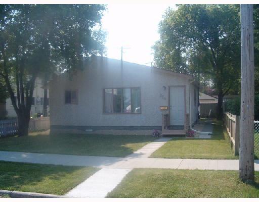 Main Photo: 254 PORTLAND Avenue in WINNIPEG: St Vital Single Family Detached for sale (South East Winnipeg)  : MLS®# 2713049