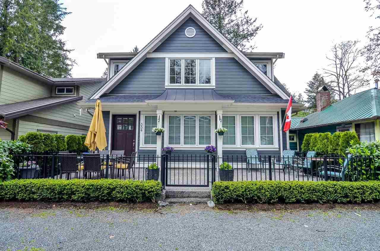 "Main Photo: 334 BALSAM Street: Cultus Lake House for sale in ""SUNNYSIDE"" : MLS®# R2041408"